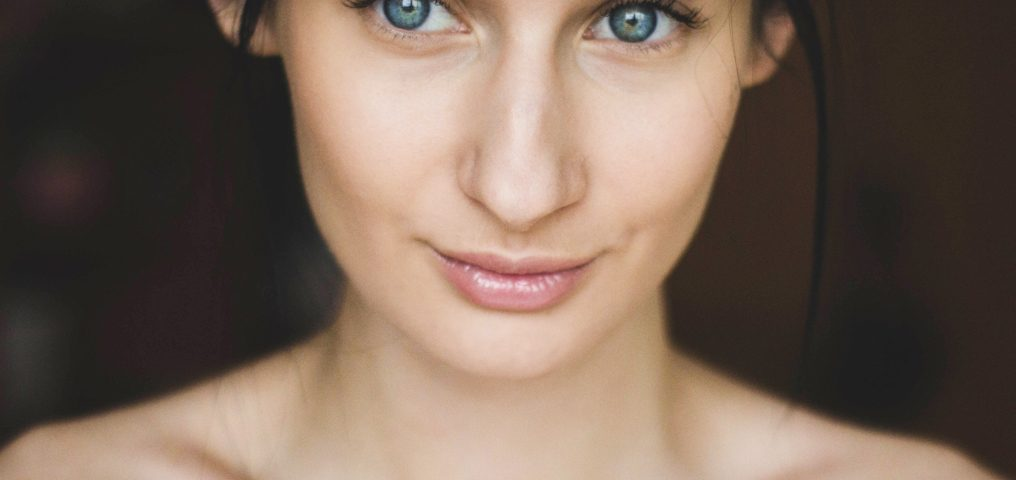 Hautbild verbessern Hautpflege Gute Vorsätze schöne haut Frau gesicht