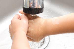 hautallergie wasser reinigen