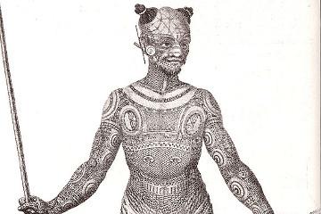 Krieger Tattoo